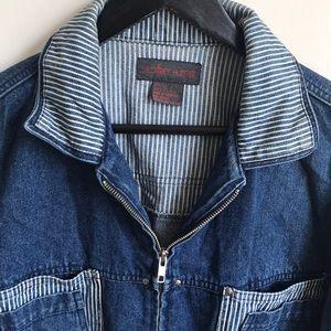 90s Vintage Denim Jacket